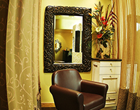Interior Design: Salon Cabochon - CA by Leslie McGwire