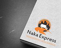 MARCA E IDENTIDADE - NAKA EXPRESS