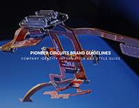 Pioneer Circuits Brand Guidelines & Website Development