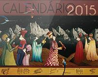Calendário 2015 - Fernando Duval