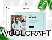 WoolCraft. Online Store