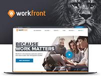 Workfront Website Redesign