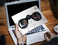 Visual communication design | Corporate brochure
