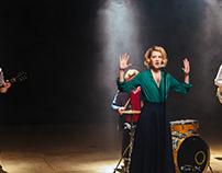 Anna Vorfolomeeva music video