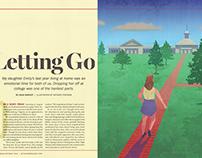 Letting Go Illustration