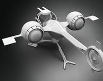 XTRIM / Oblivion Ship