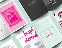 Macken – Editorial Design