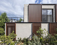 FUNCTIONAL & SIMPLE HOUSE WITH DYNAMIC FACADE IN TEL AV