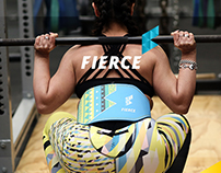 Fierce - Weightlifting Belts for Women