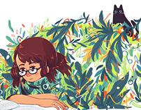 Forest Blanket