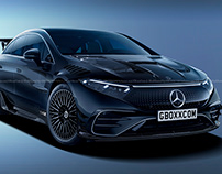 2021 Mercedes-AMG EQS Black Series