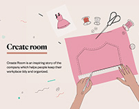 Create Room Video Explainer