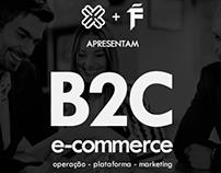 Infográfico B2C para Uma Firma