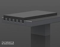 Cataracta Bathroom Tap