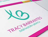 Personal Branding - Tracy Barrantes