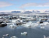 Scott Collinson Vatnajökull Glacier Iceland