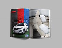 Car Magazine Ad - MG Bangladesh