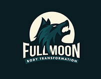 Fullmoon Body Transformation personal training logo