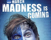 15 NCAA March Madness: Madness Campaign
