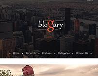 Blog GUI