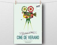 Posters for La Huerta de Tetuán