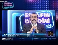 Finansbank / Mustafa Keser Facebook App