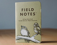 Custom Paper Notebooks IV