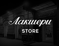 Luxury Store Promo Site