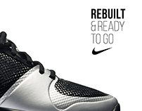 Nike: Rebuilt & Ready to Go