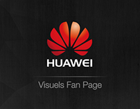 Huawei Tunisia - Visuels fan page