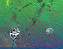 Seattle Sounders FC poster 2015 / Seattle Sounders FC