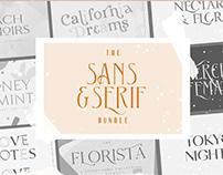 The Sans & Serif Bundle
