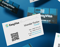 EasyVisa - Logo and Identity