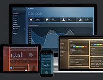 Lumino Pro: Bootstrap Admin Template