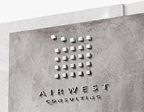 AirWest Branding