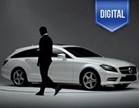 Mercedes-Benz DreamCar Social Case Study