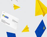 Taleed Academy | Brand Identity Design