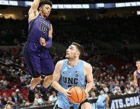 Andrew Platek Finding His Niche at UNC