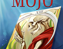 Bad Mojo book cover design