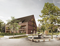 Elderly care center l Brütten | CH