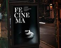 Fecinema poster . Film Noir Manresa Festival