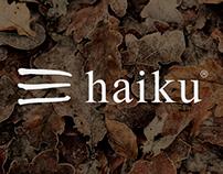 Haiku. Identity