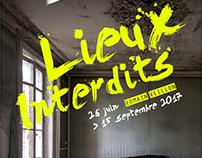 LIEUX INTERDITS // EXPO PHOTO