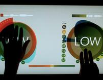 Multi Touch Light Table: gergwerk
