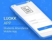 LUOKKAPP - Student Attendance Mobile App (Case Study)