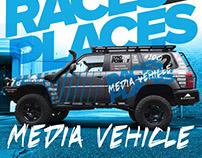 Lyndon Poskitt Racing Dakar 2018 Livery