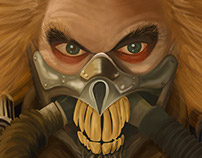 Immortan Joe from Mad Max: Fury Road