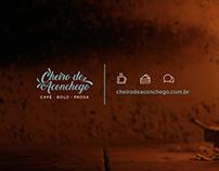 Cheiro de Aconchego | Branding