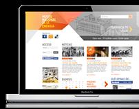 Web del Museo Nacional de la Energía