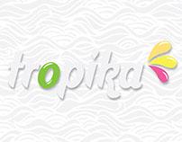 Tropika Package Design Concept
